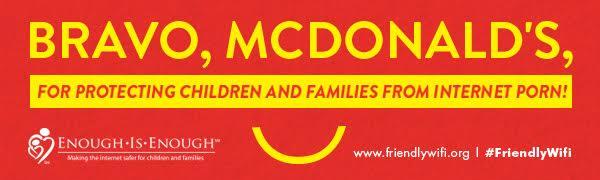 thanks mcDs